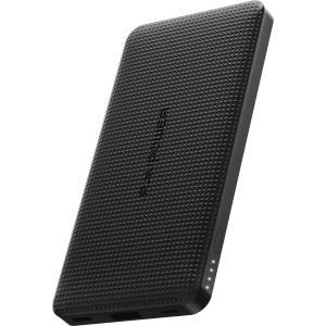 RAVPower 10000mAh Slim PD + QC3.0 Portable Charger, Black - RP-PB094