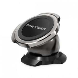 RAVPower Magnetic Car Phone Holder, Black RP-SH003