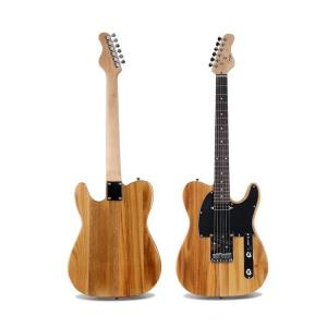 Smiger Electric Guitar, Natural - S-G17