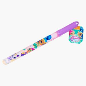 Shimmer and Shine Printed Bubble Stick - SHI-3080