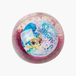 Shimmer and Shine Printed Light-Up Bouncy Ball - SHI-3134-1