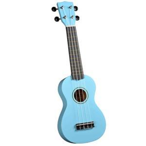 Artland Ukulele Four Strings Colourful Guitar, Blue - UKS200-04