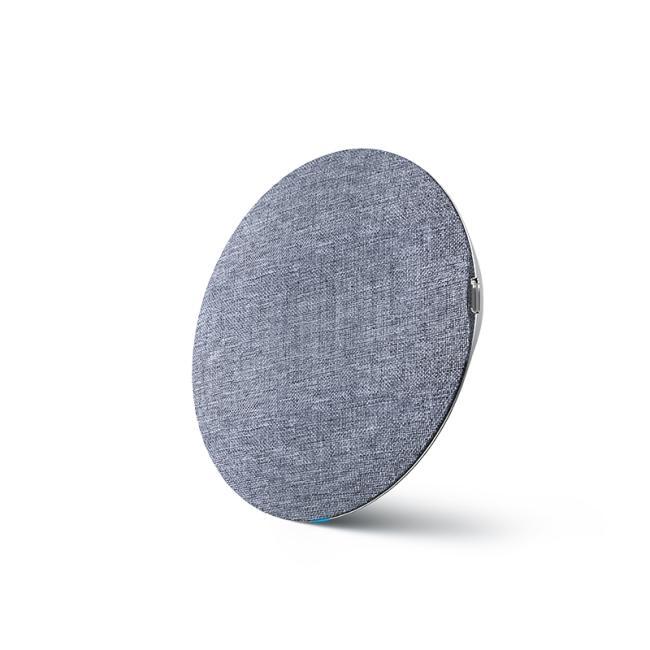 Havit 15W Wireless Fast Charger, Blue - W3001